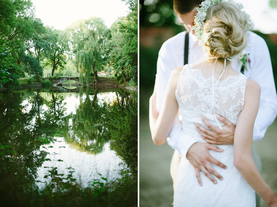 Enchanted Forest Styled Wedding Shoot | Squaresville Studios