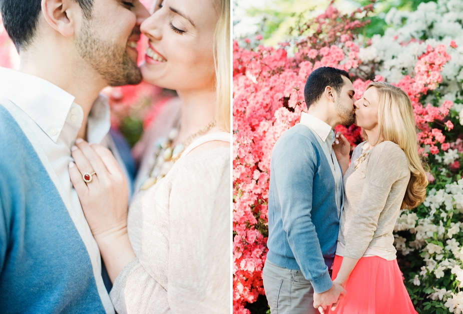 New York Film Engagement Session in Central Park | by Squaresville Studios