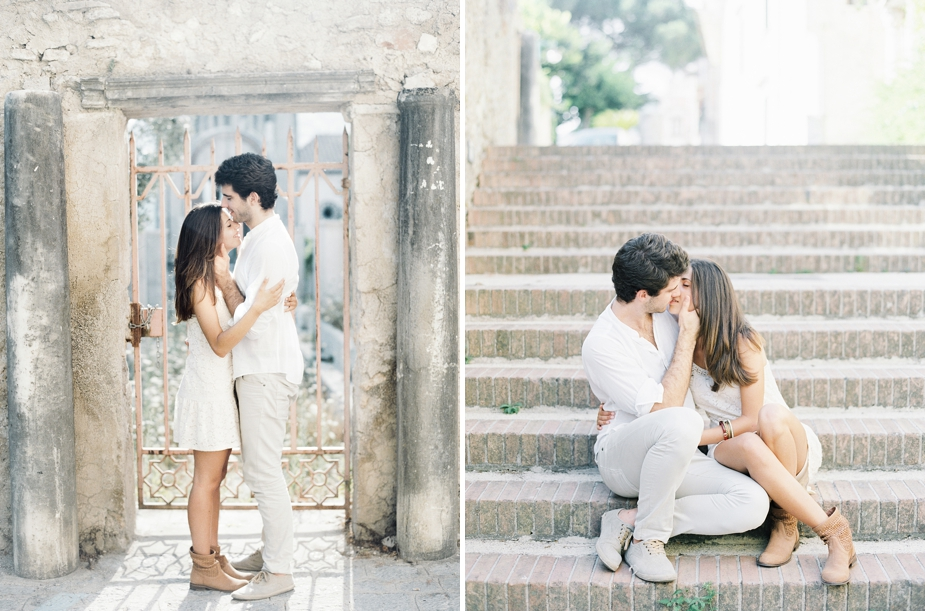 romantic Italy Film Engagement Session | by Squaresville Studios