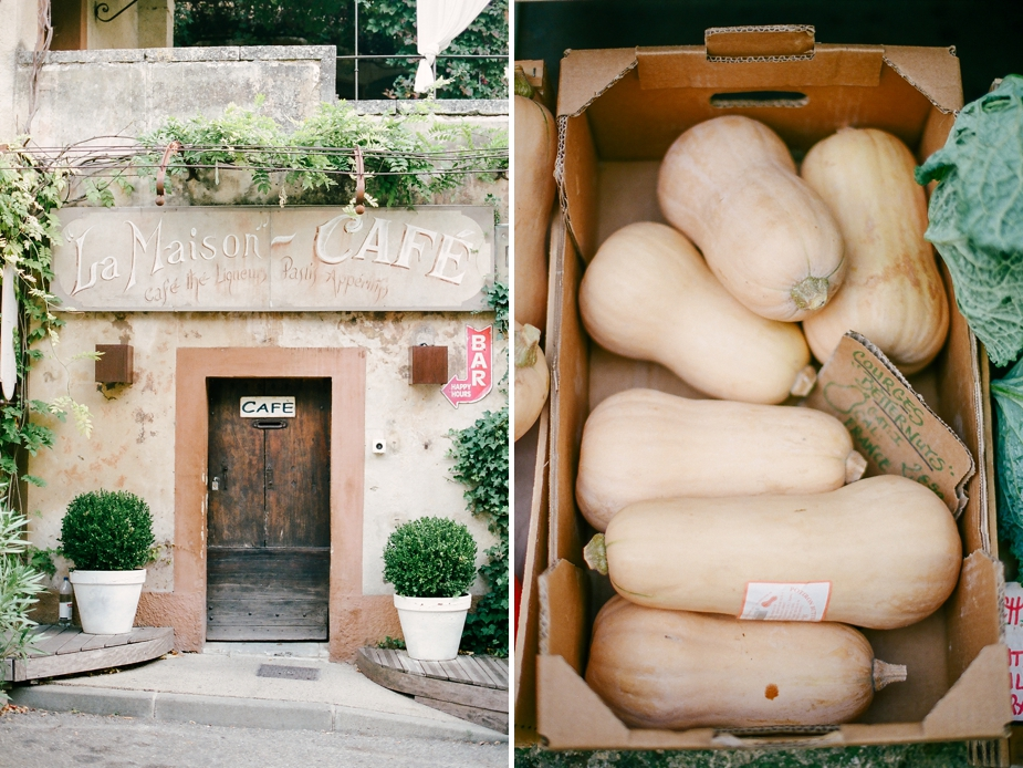Lourmarin France on 35 mm | Squaresville Studios