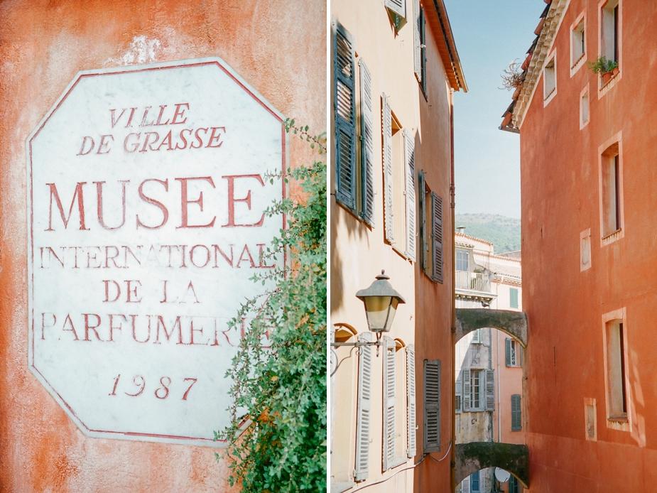 Grasse Provence on 35 mm   Squaresville Studios